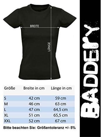 Geburtstags Shirt: 50 Jahre Perfektion - Jahrgang 1969 - Fünfzigster Geburtstag T-Shirt - Geschenk zum 50. - Damen - Frau - Frauen - Freundin - Birthday - Lustig - Witzig - Fun - Tailliert - 2