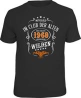 RAHMENLOS Original Geschenk T-Shirt zum 50. Geburtstag - 1