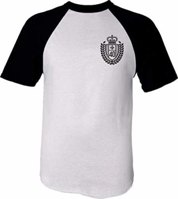 Trikot: Legendäre 40 Jahre - Geburtstag - Jahrgang 1979 T-Shirt - Geburtstags-Geschenk - Fußball - Sport - Männer Frau-en - Damen Herren - Lustig - Birthday - Vierzig-Ster - Stadion - Fan - 2