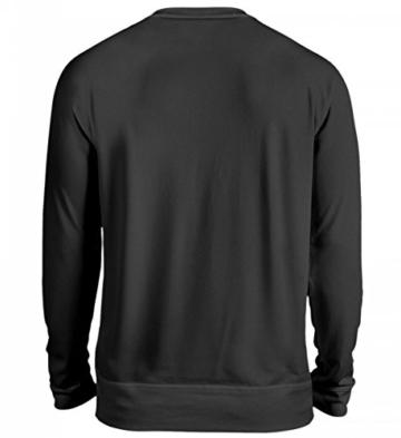 Shirtee #UND WENN Das Karma KOMMT# - Unisex Pullover - 2