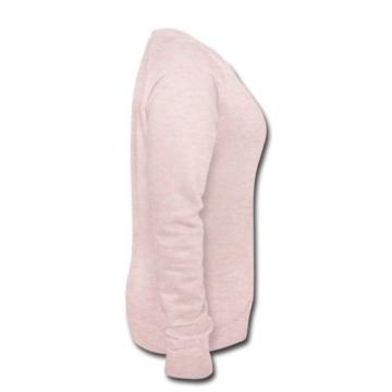 Spreadshirt Arbeite Hart Für Mein Pferd Spruch Frauen Bio-Sweatshirt von Stanley & Stella - 4