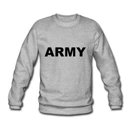 Spreadshirt Army Männer Pullover - 1