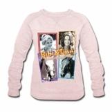 Spreadshirt Bibi Und TinaTohuwabohu Total Sabrina Collage Frauen Bio-Sweatshirt von Stanley & Stella - 1