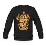 Spreadshirt Harry Potter Gryffindor Wappen Männer Pullover - 1