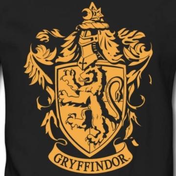 Spreadshirt Harry Potter Gryffindor Wappen Männer Pullover - 2