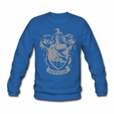 Spreadshirt Harry Potter Ravenclaw Wappen Männer Pullover - 1