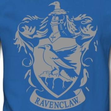 Spreadshirt Harry Potter Ravenclaw Wappen Männer Pullover - 2