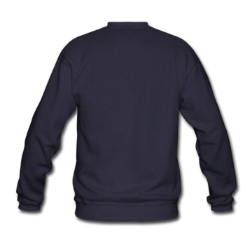 Spreadshirt Lama Alpaka Weihnachtspullover Männer Pullover - 3