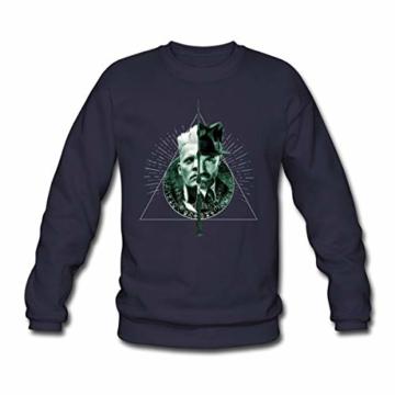 Spreadshirt Phantastische Tierwesen Grindelwald und Dumbledore Männer Pullover - 1