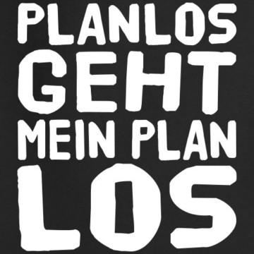 Spreadshirt Planlos geht mein Plan los, EUshirt, eushirt.com Pullover & Hoodies Kinder Premium Hoodie - 2