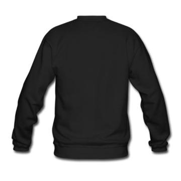 Spreadshirt Pyrotechnik ist kein Verbrechen Männer Pullover - 3