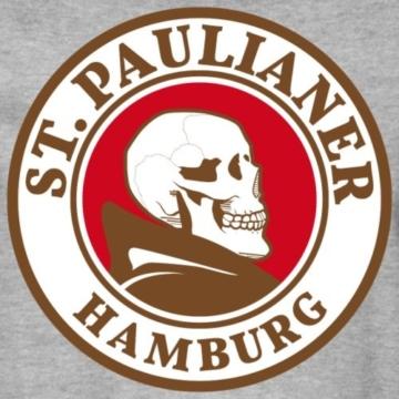 Spreadshirt St. Paulianer Totenkopf Mönch Männer Pullover - 2