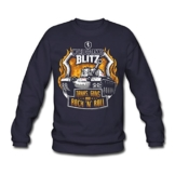 Spreadshirt World of Tanks Blitz Tanks Guns Rock'n'Roll Männer Pullover - 1