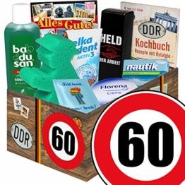 60. Geburtstag | lustige Geschenke zum 60 | DDR Pflegeset - 1