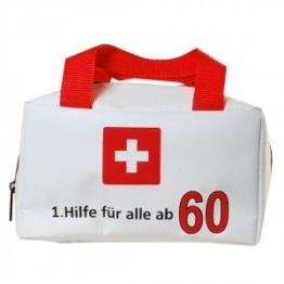 Tasche 1. Hilfe für alle ab 60 Erste Hilfe Tasche - 1